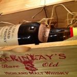Shackleton Whisky Mackinlay & Co. Whyte and Mackay