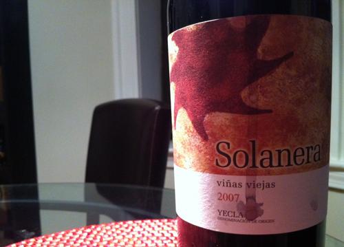 Castano Solanera 2007