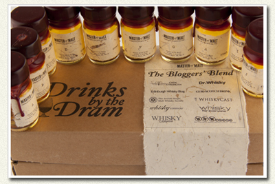 Master of Malt Bloggers Blend