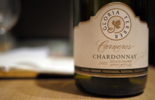Gloria_Ferrer_2007_Chardonnay