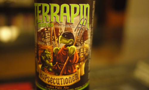 terrapin hopsecutioner IPA