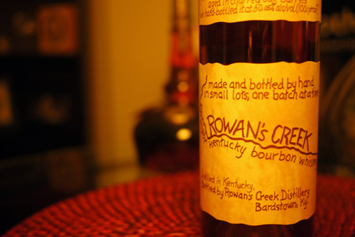 Rowans Creek Small Batch Bourbon