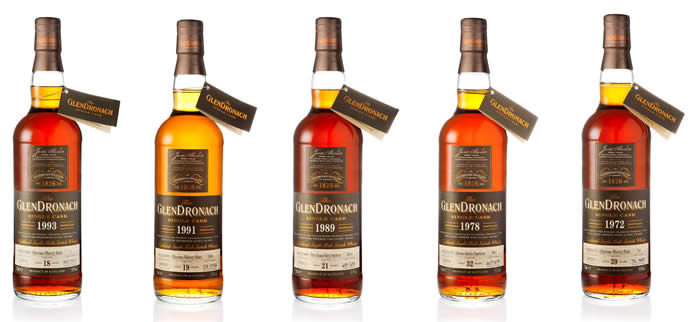 glendronach single cask 2011