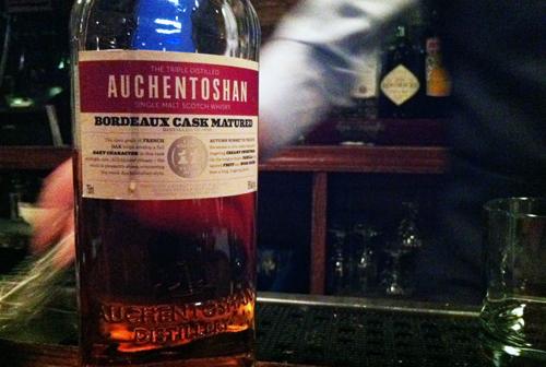 Auchentoshan 1999 Bordeaux Cask