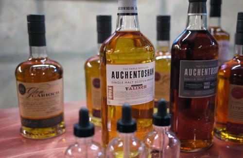 GlenGarioch_Auchentoshan_Tasting
