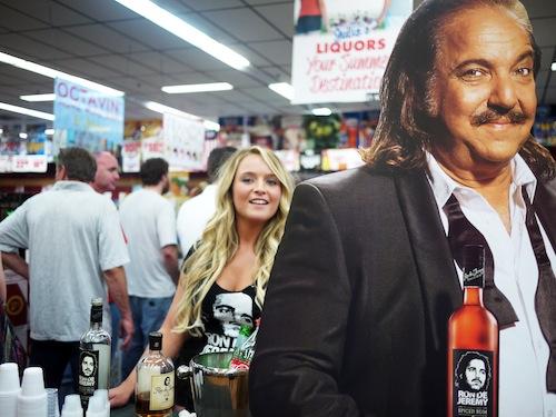 Ron Jeremy Rum Release Julios Liquors