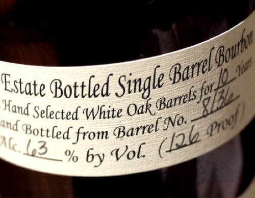 Willett_Bourbon_Label