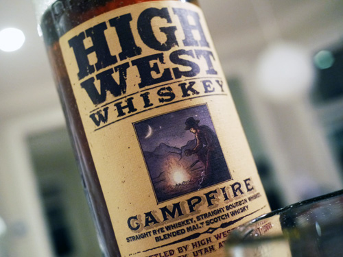 HighWestCampfire