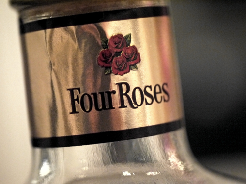 FourRosesBourbonWhiskey