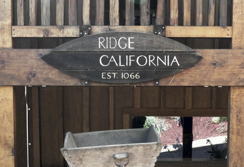 Ridge_California