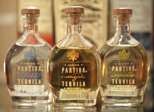 Tequila_Partida_Reposado_Anejo_Blanco