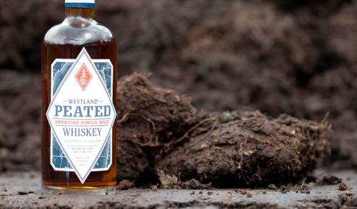 Westland Peated Whiskey