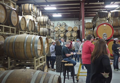 Allagash_Barrel_Room