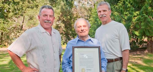 Peter Mondavi Family