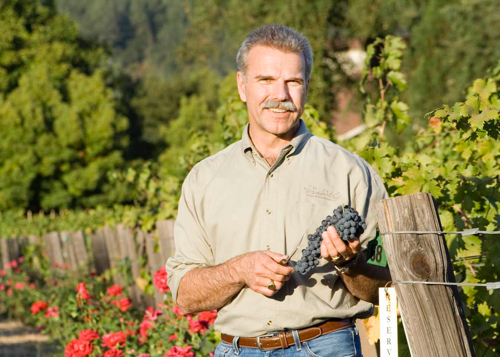 Peter Mondavi Jr. (Photo courtesy of Charles Krug Winery)