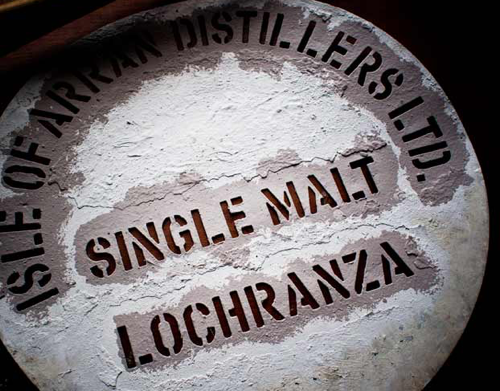 Photo by The Arran Distillery