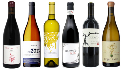 New California Wines