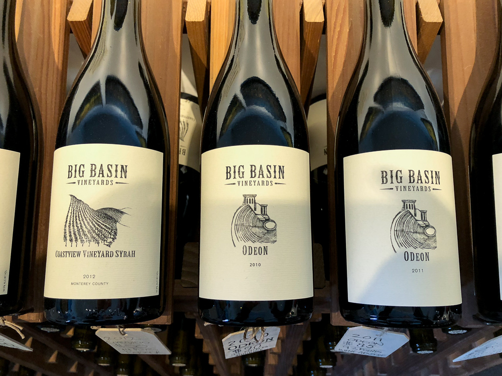Big Basin Wines