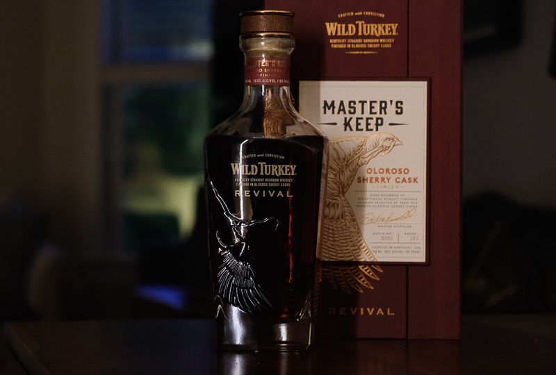 Wild Turkey Master's Keep Revival