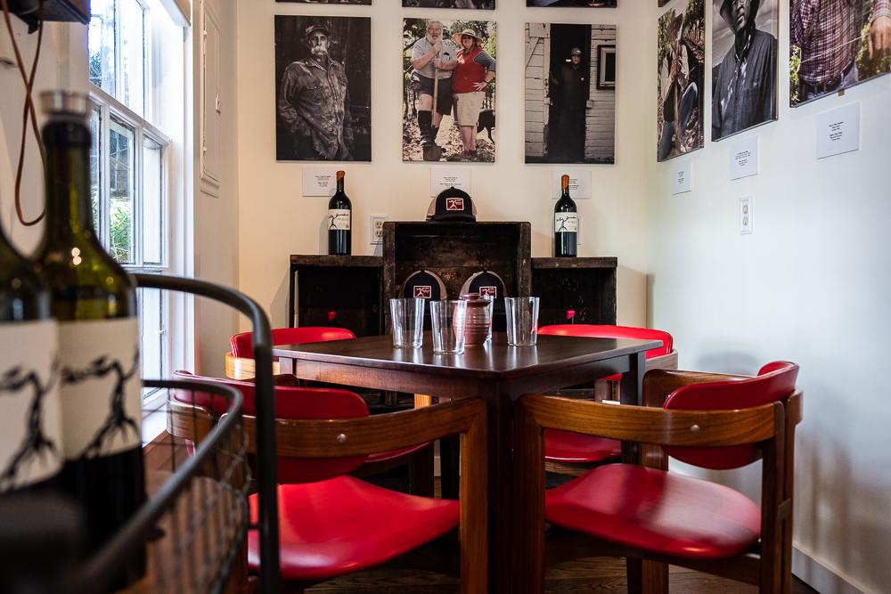 Bedrock Wine Tasting Room